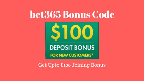 bet365 promo code india