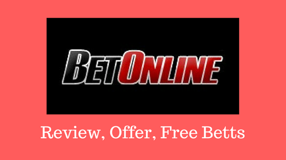 Betonline Review, Offer, Free Betts