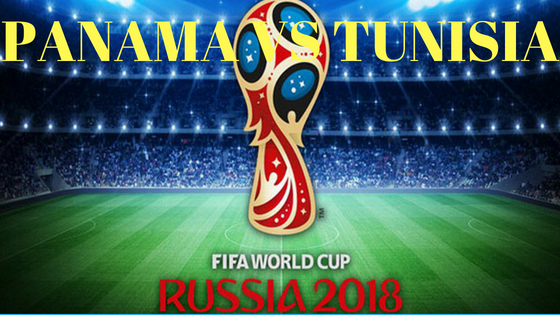 Panama vs Tunisia match