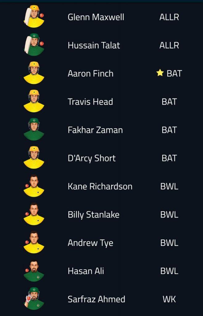 Australiavs Pakistan 2nd T20 Halaplay Prediction 2nd july 2018
