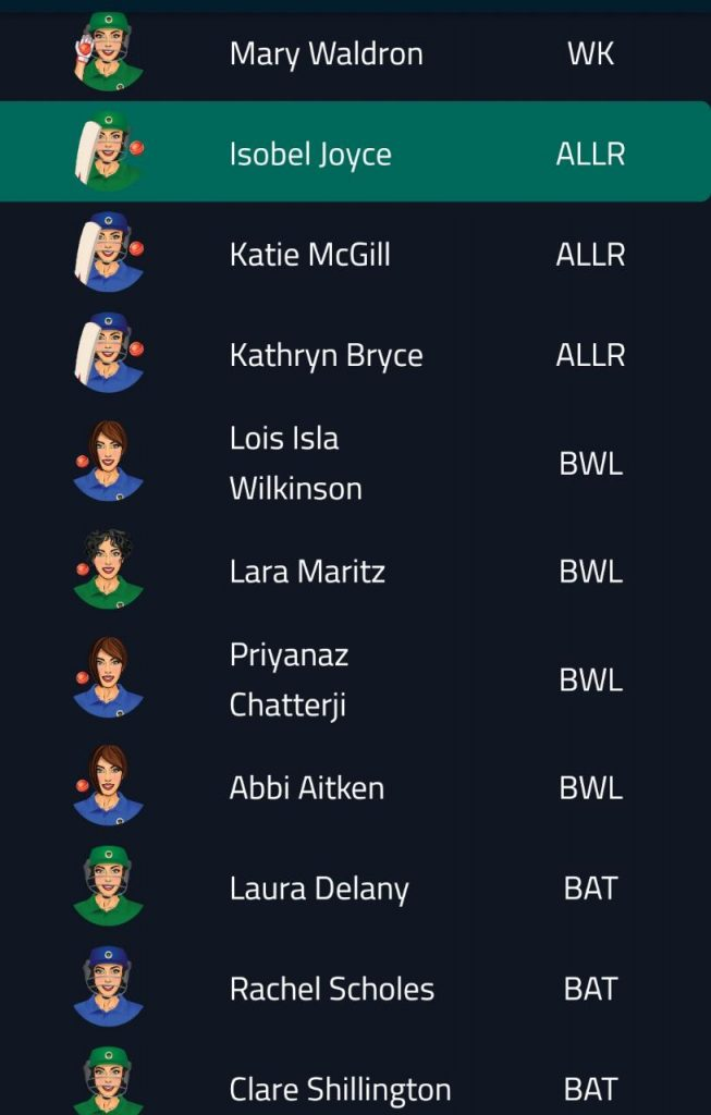 Ireland Women vs Scotland Women 6th T20 Halaplay Prediction 8th july2018