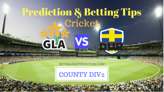 Glamorgan vs Durham County Div2 TEST Prediction and Free Betting Tips 19th August 2018