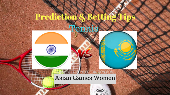 India W vs Kazakhstan W Hockey Free Prediction 21th August 2018
