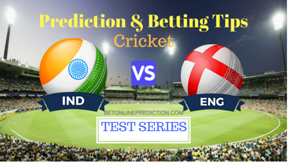 India vs England 3rd TEST Prediction and Free Betting Tips 18th August 2018