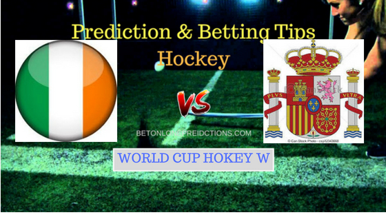 Ireland W vs Spain W Hockey Free Prediction 4th August 2018