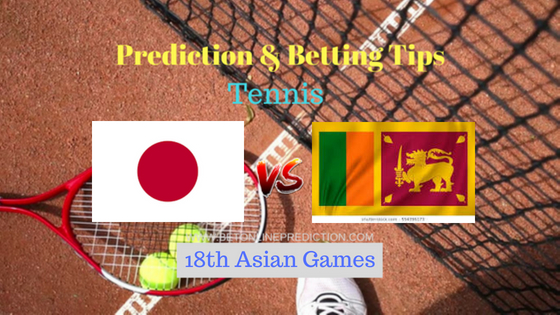 Japan vs Sri Lanka Hockey Free Prediction 20th August 2018