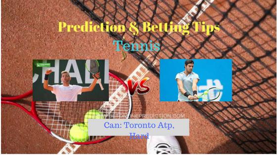 Krajinovic F.(Srb) vs Khachanov K.(Rus)Tennis Free Prediction 7th August 2018