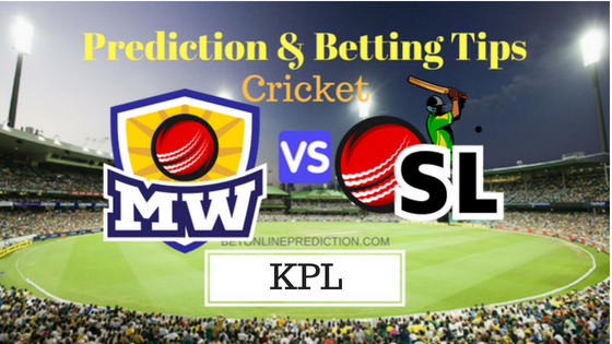 Mysuru Warriors vs Shivamogga Lions 15th T20 Prediction and Free Betting Tips 28th August 2018
