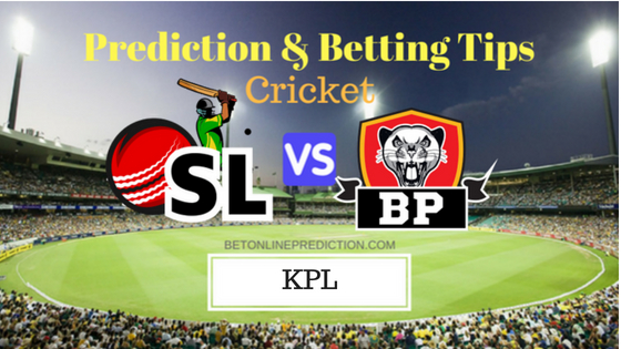 Shivamogga Lions vs Belagavi Panthers 16th T20 Prediction and Free Betting Tips 29th August 2018