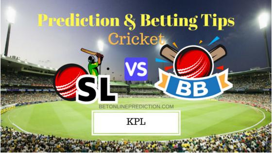Shivamogga Lions vs Bengaluru Blasters 12th T20 Prediction and Free Betting Tips 25th August 2018