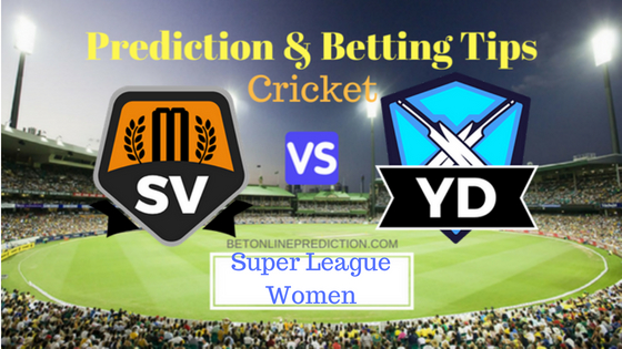 Southern Vipers vs Yorkshire Diamonds 19th T20 Prediction and Free Betting Tips 8th August 2018
