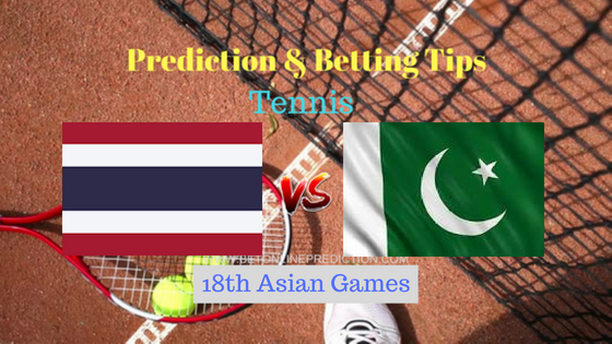 Thai Land vs Pakistan Hockey Free Prediction 20th August 2018