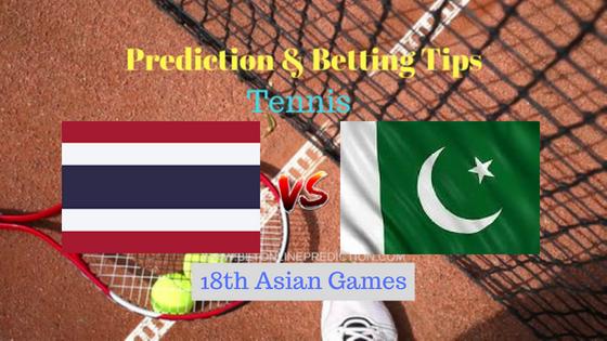 Thai Land vs Pakistan Hockey Free Prediction 20th August 2018