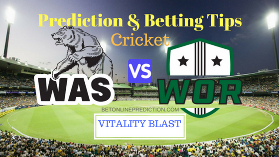 Warwickshire vs Worcestershire North Group T20 Prediction and Free Betting Tips 17th August 2018