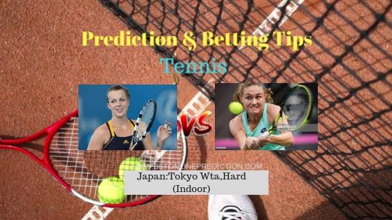 Anastasia Pavlyuchenkova vs Aliaksandra Sasnovich Tennis Free Prediction 17th September 2018