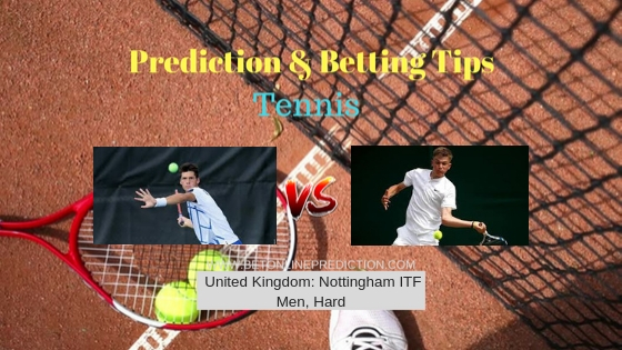 Andrew Watson vs Jack Draper Tennis Free Prediction 15th September 2018