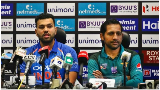Asia Cup 2018_ Rohit Sharma's India 'looking forward to Pakistan clash'