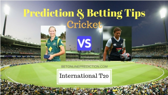 Australia Women vs New Zealand Women 1st T20 Prediction and Free Betting Tips 29th September 2018
