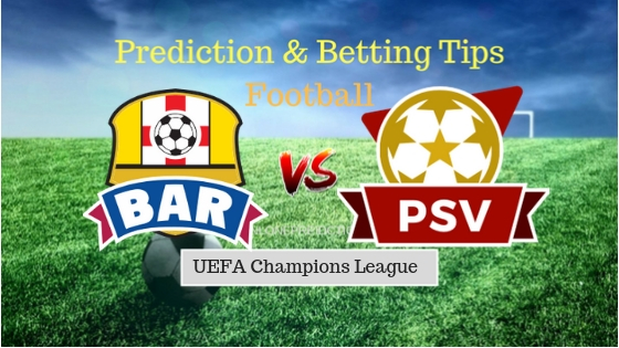 Barcelona vs PSV Eindhoven Prediction and Free Betting Tips 18th September 2018