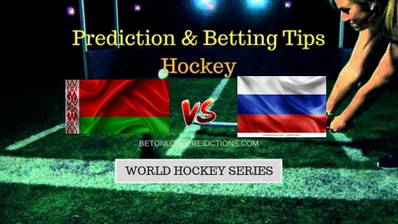 Belarus vs Russia Hockey Free Prediction 6th September 2018