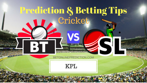 Bellary Tuskers vs Shivamogga Lions 21st T20 Prediction and Free Betting Tips 3rd September 2018
