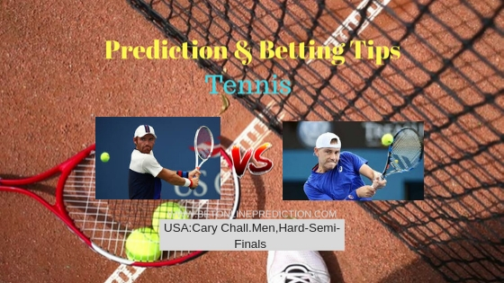 Bjorn Fratangelo (Usa) vs James Duckworth (Aus) Tennis Free Prediction 15th September 2018