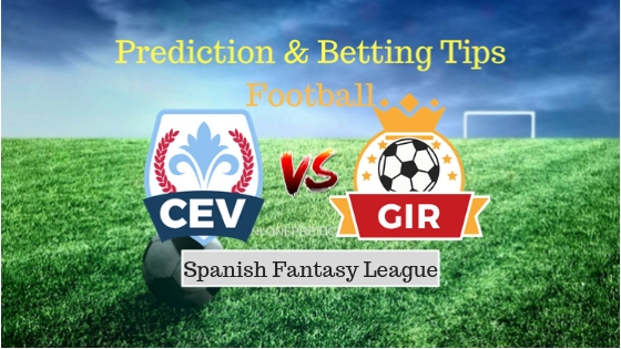 Celta Vigo vs Girona FC Prediction and Free Betting Tips 18th September 2018
