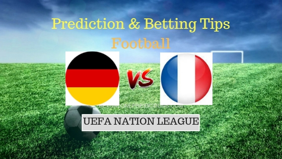 Germany vs France Prediction and Free Betting Tips 6th September 2018