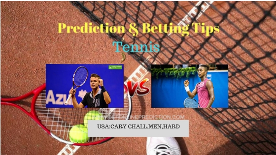 Hernandez-Fernandez J.vs Ymer E.Tennis Free Prediction 11th September 2018