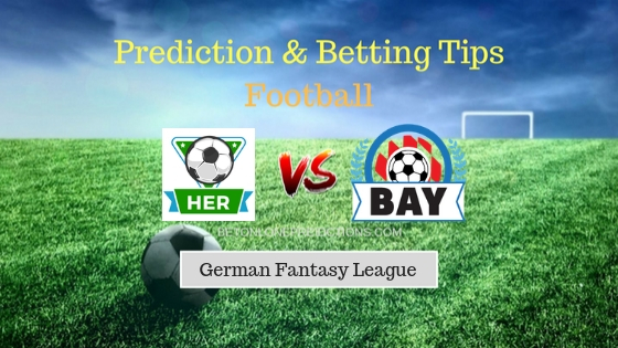 Hertha Berlin vs Bayern Munich Prediction and Free Betting Tips 29th September 2018