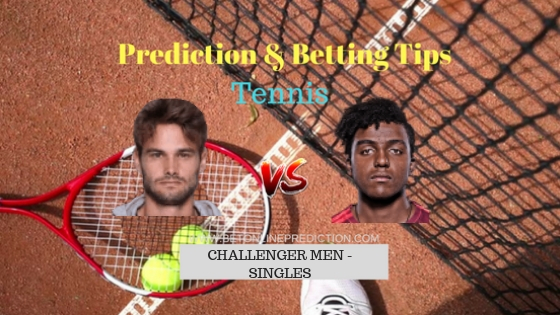 Hugo Nys vs Elias Ymer Tennis Free Prediction 26th September 2018