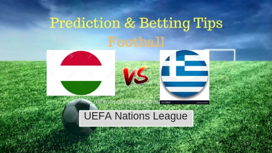 Hungary vs Greece Prediction and Free Betting Tips 11th September 2018