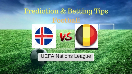 Iceland vs Belgium Prediction and Free Betting Tips 11th September 2018