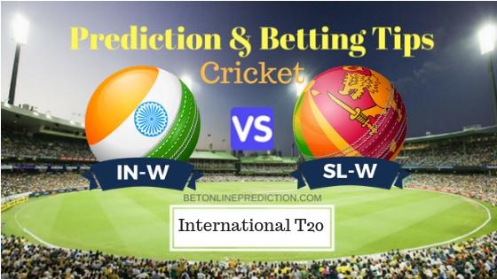 India Women vs Sri Lanka Women 2nd T20 Prediction and Free Betting Tips 21th September 2018