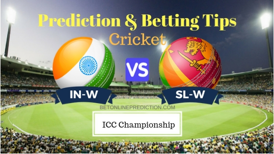 India Women vs Sri Lanka Women 3rd ODI Prediction and Free Betting Tips 16th September 2018