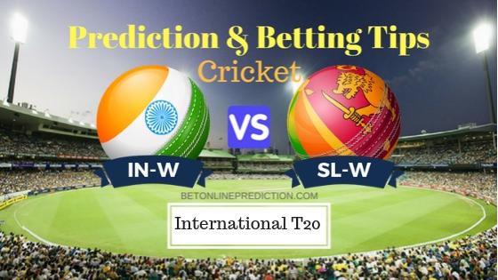 India Women vs Sri Lanka Women 3rd T20 Prediction and Free Betting Tips 22th September 2018 (1)