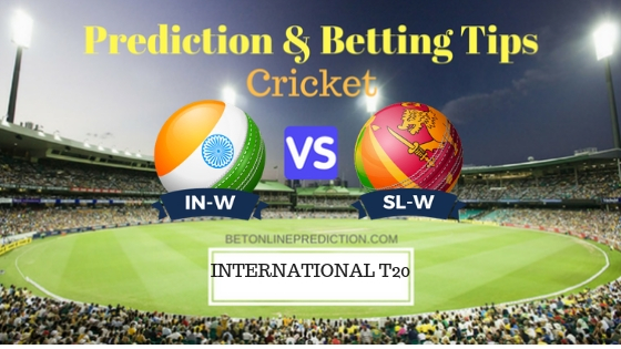 India Women vs Sri Lanka Women 4th T20 Prediction and Free Betting Tips 24th September 2018