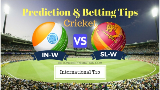 India Women vs Sri Lanka Women 5th T20 Prediction and Free Betting Tips 25th September 2018