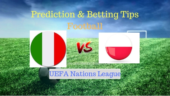 Italy vs Poland Prediction and Free Betting Tips 7th September 2018