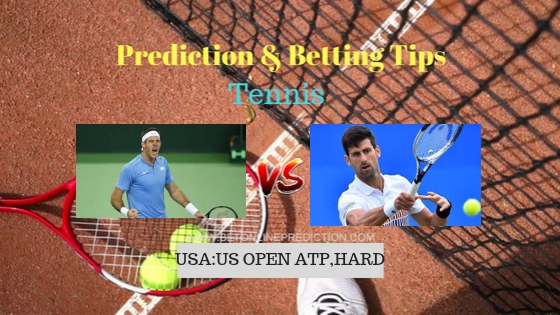 Juan-Martin Del Potro vs Novak Djokovic Tennis Free Prediction 10th September 2018
