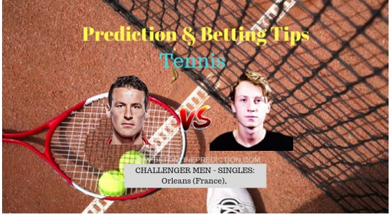 Kenny De Schepper vs Emil Ruusuvuori Tennis Free Prediction 27th September 2018