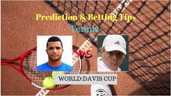 Maamoun K.M.(Egy) vs Heliovaara H.(Fin) Tennis Free Prediction 14th September 2018
