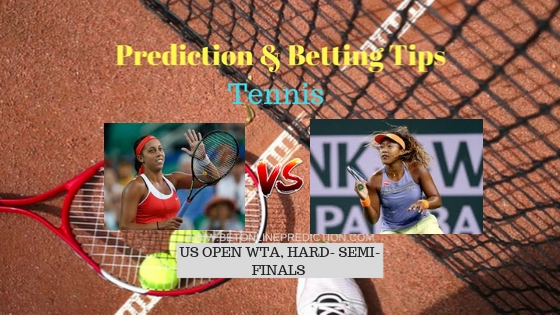 Madison Keys vs Naomi Osaka Tennis Free Prediction 7th September 2018