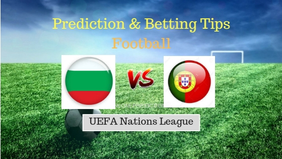 Portugal vs Italy Prediction and Free Betting Tips 10th September 2018