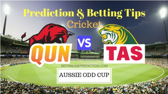 Queensland vs Tasmania 6th ODI Prediction and Free Betting Tips 22th September 2018