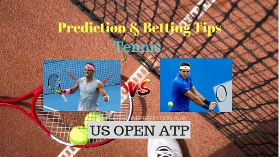 Rafael Nadal (Esp) vs Juan Del Potro.(Arg) Tennis Free Prediction 8th September 2018