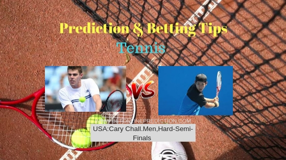Reilly Opelka (Usa) vs Kaichi Uchida(Jpn) Tennis Free Prediction 15th September 2018