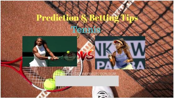 Serena Williams (Usa) vs Naomi Osaka Tennis Free Prediction 9th September 2018