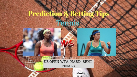 Serena Williams vs Anastasija Sevastova (Lat) Tennis Free Prediction 7th September 2018