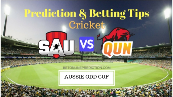 South Australia vs Queensland 9th ODI Prediction and Free Betting Tips 25th September 2018